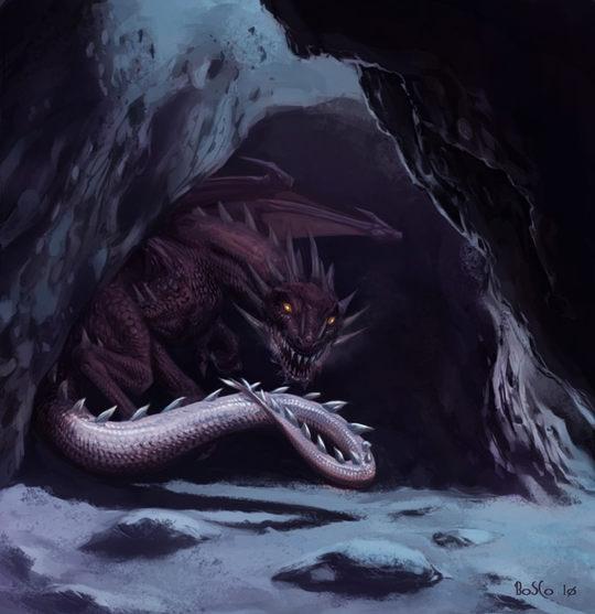Fantasy Art by Joao Bosco16