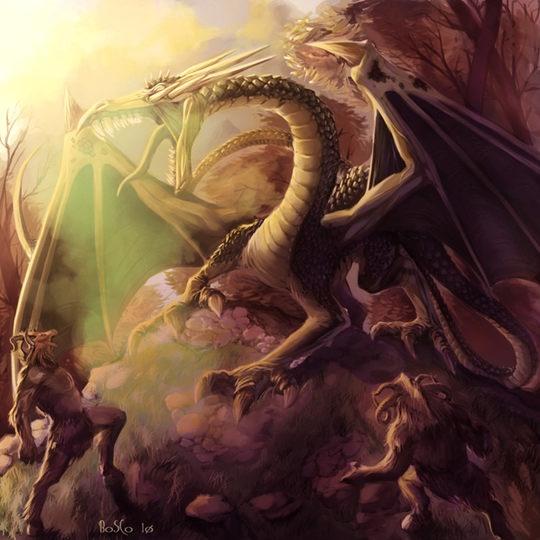 Fantasy Art by Joao Bosco17