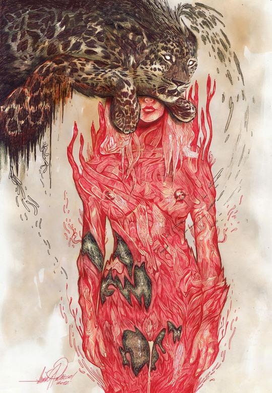 Inspiring Art by Javier Gonzalez Pacheco11