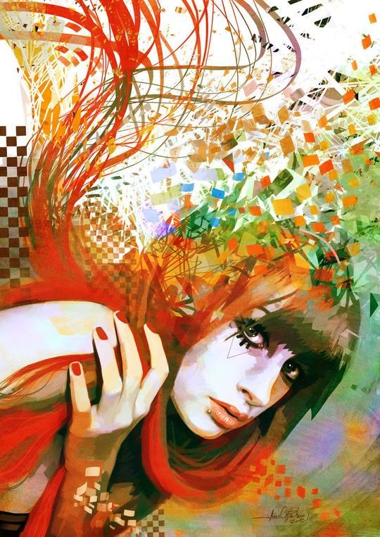 Inspiring Art by Javier Gonzalez Pacheco27