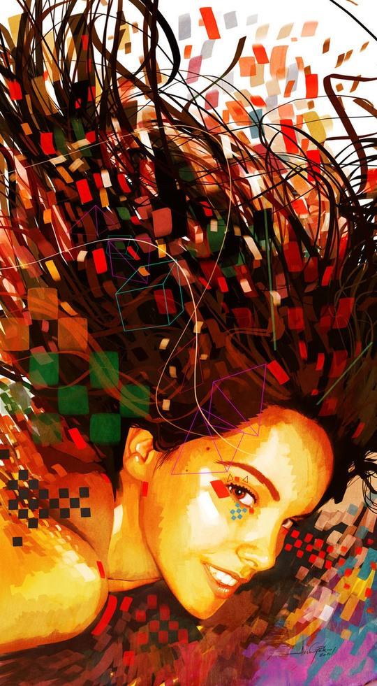 Inspiring Art by Javier Gonzalez Pacheco30