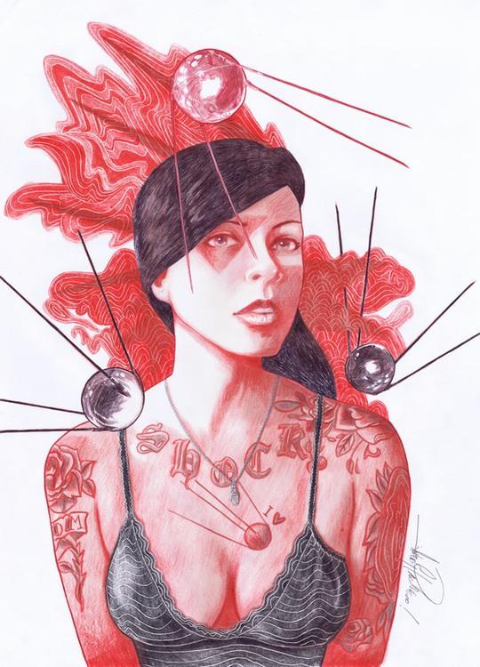 Inspiring Art by Javier Gonzalez Pacheco4