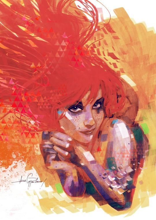 Inspiring Art by Javier Gonzalez Pacheco9