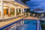 Casa Grande Vista pool and terrace