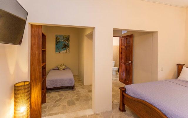 Casa Tipoha bedroom