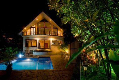 Casa Tipoha night