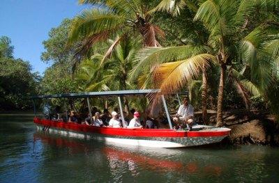 Manuel Antonio Rental Properties: Damas Mangrove boat tours