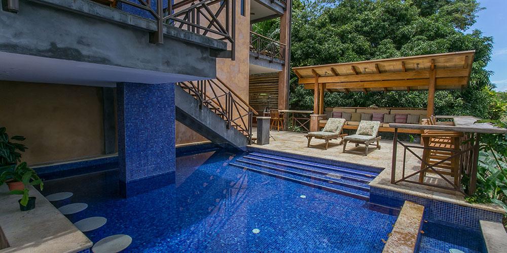 Casa Reserva pool