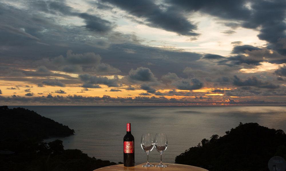 Casa Alta Vista sunset view