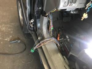 1999 CRV Driver's Door Conor Wires Broken