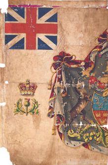 Jacobite Banners Scotland