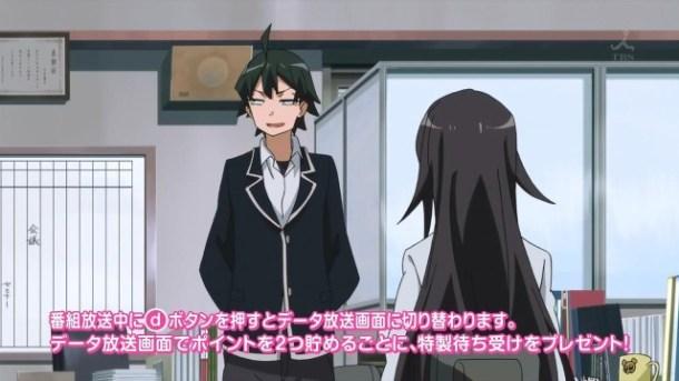 Yahari Ore no Seishun Love Come wa Machigatteiru 05