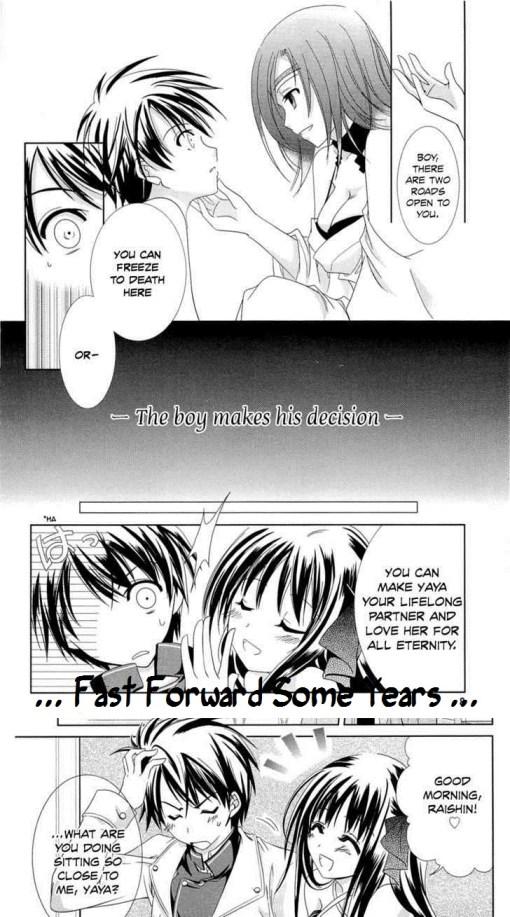 Kikou Shoujo wa Kizutsukanai (Unbreakable Machine Doll) - Stupid Shit Manga Version-
