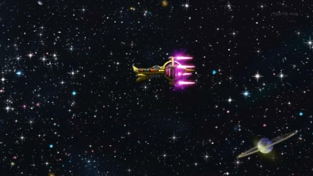 Space Dandy Essential 03