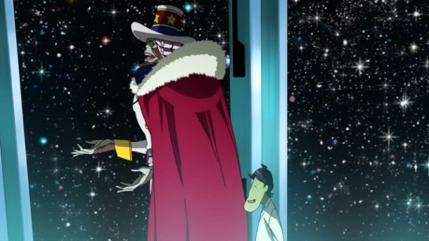 Space Dandy Extended 10