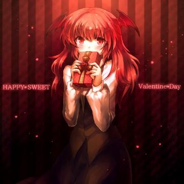 Happy Valentine's.