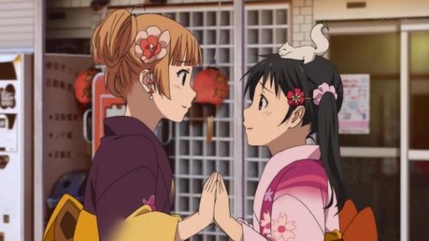 Inari, Konkon, Koi Iroha Lesbians