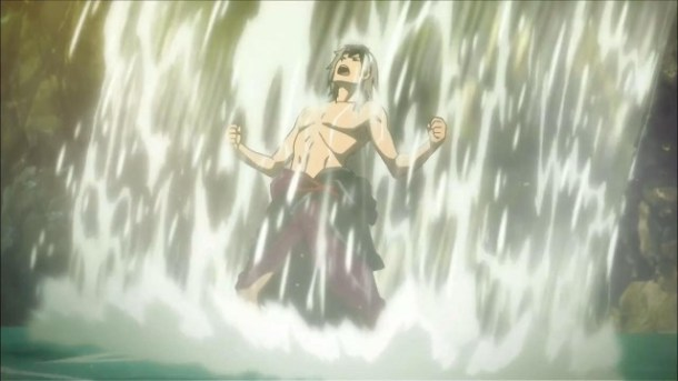 Waterfall training? How novel!