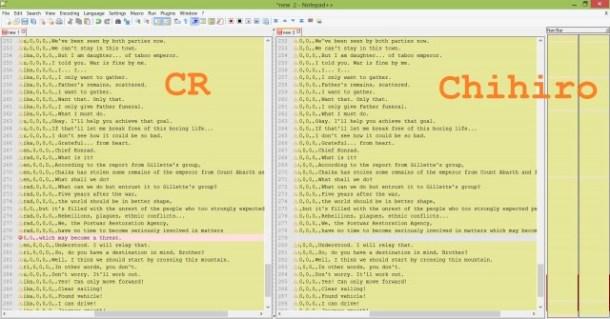 Chaika 02 - CR vs Chihiro 01
