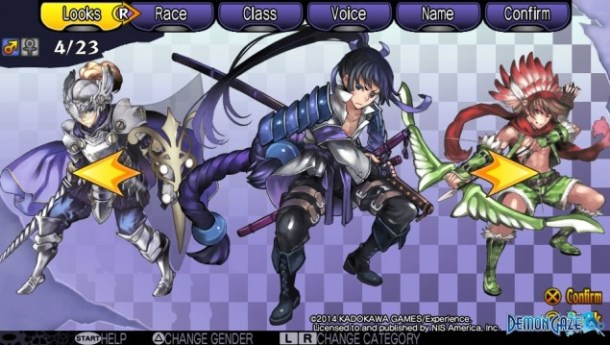 Demon Gaze Males 04
