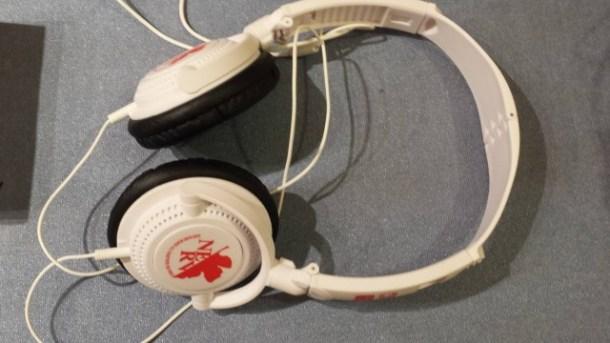 S4 - Evangelion Headphones