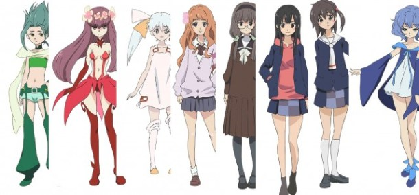 Selector Infected Wixoss Official Art Compilation