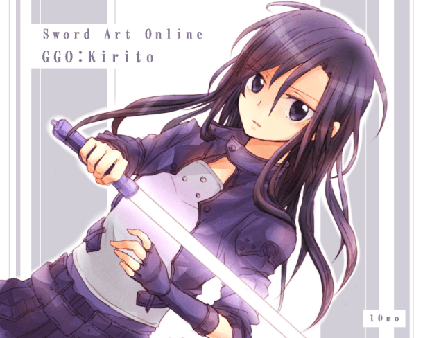 SAO GGO - Kirito - 10mo