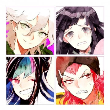 Danganronpa_2_Portraits