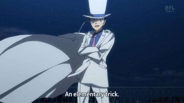 Magic Kaito 1412 - Elementary