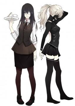 Kaneki-kun Genderswap