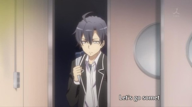 [Commie] Yahari Ore no Seishun Love Comedy wa Machigatteiru. Zoku - My Teenage RomCom SNAFU TOO! - 03 [57627F30].mkv_snapshot_05.05