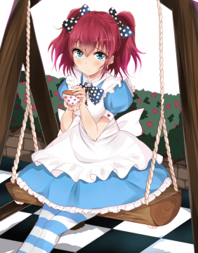Ruby so unfairly cute.