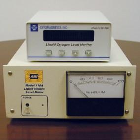 superconducting liquid level systems