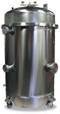 custom cryogenic vessel for aerospace