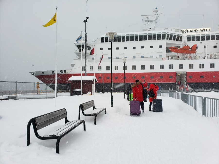 How a Norwegian Coastal Ferry Service Went Global