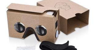 Interested in VR Cardboard? Patec VR 3D Glasses with Suction Cups