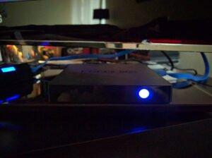 PROBOX2 Z LED front panel