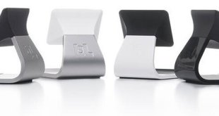 Milo from Bluelounge smartphone desk stand
