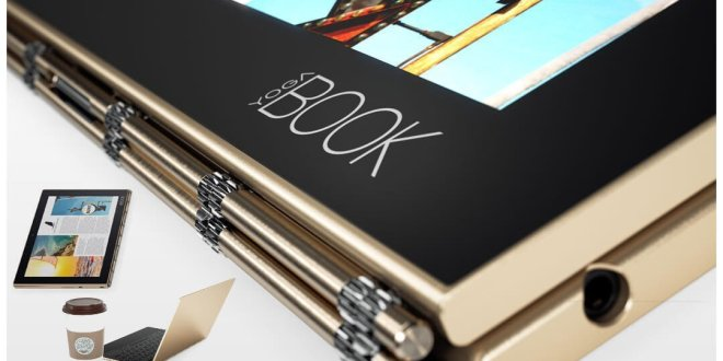 Yoga Book by Lenovo