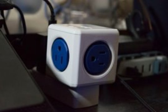 PowerCube Original 4 Outlets 2 USB cryovex pic 2