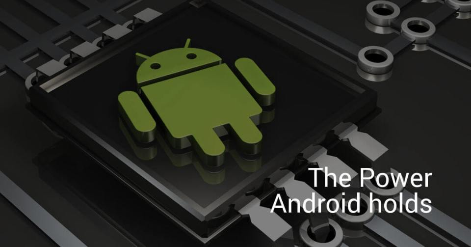 the power of android on a smartphone cryovex header