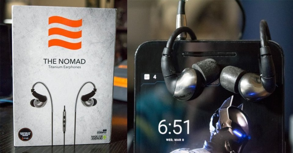 Echobox The NOMAD N1 - Cryovex header