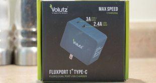 Volutz FLUXPORT cryovex header