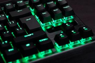 Rii K63c mechanical gaming keyboard cryovex review header