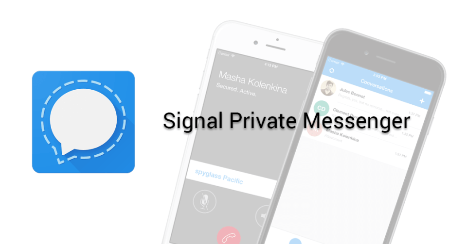 Signal Open Whisper Systems SMS text message cryovex Android news and all the bytes