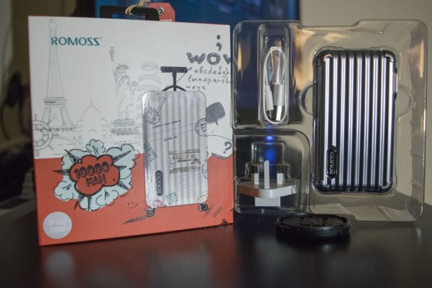 ROMOSS UPower Traveling Power Bank cryovex androidcoliseum pic 1