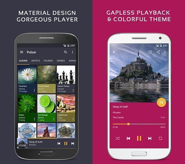 Pulsar Music Player Pro 1