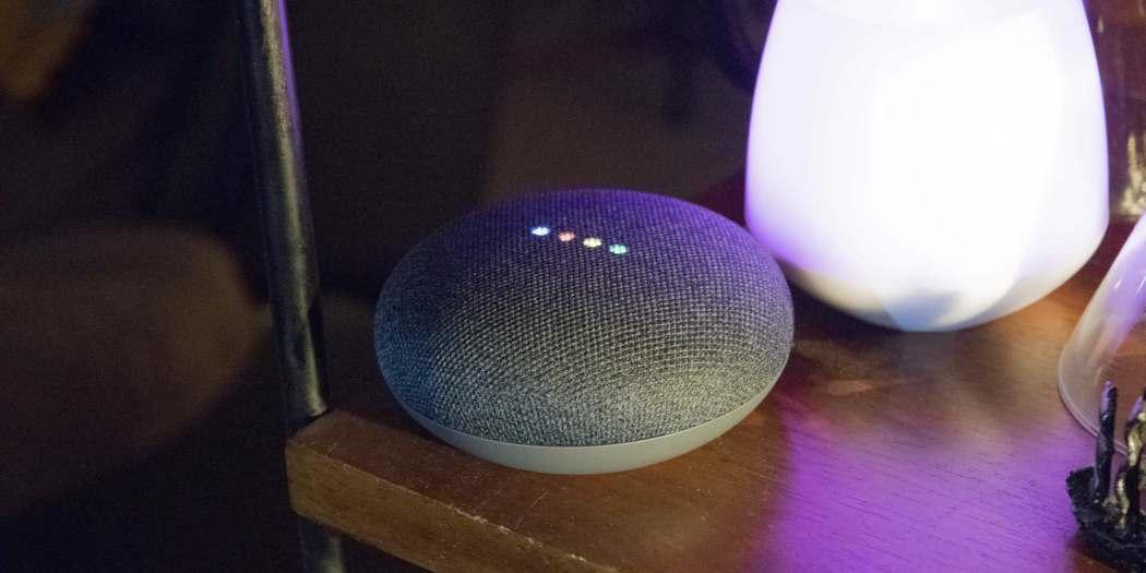 Google Home Mini review Cryovex Martin Guay