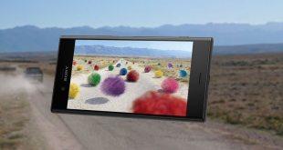 Sony Xperia XZ1 Canada release fall cryovex