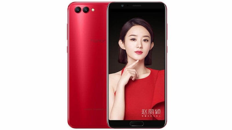 Honor V10 unveiled